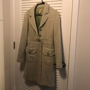Pea coat - green size M